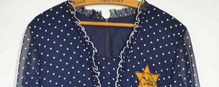 Kleid mit Judenstern  - Link auf: Sommerkleid