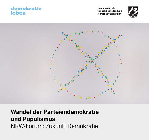 Cover Dokumentation NRW-Forum 2011