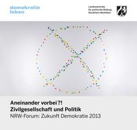 Cover Dokumentation NRW-Forum 2013