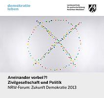 Mehr Infos zum Buch: Aneinander vorbei? Zivilgesellschaft und Politik