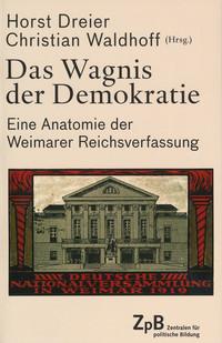 - Link auf Detailseite zu: Das Wagnis der Demokratie