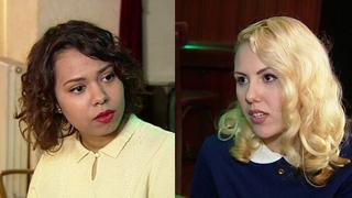: Rae & Sarah über Rollenbilder