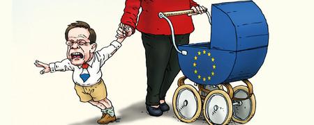 - Link auf: Europa zwischen Hoffnung und Skepsis