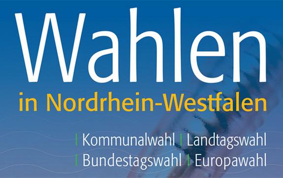 Wahlen in Nordrhein-Westfalen