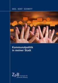 Buchcover: Kommunalpolitik in meiner Stadt