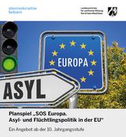 """Mehr Infos zum Buch: Handreichung Planspiel """"SOS Europa"""""""