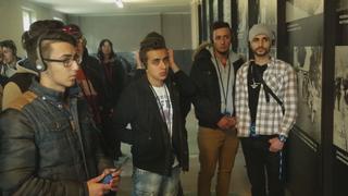 : Junge Muslime in Auschwitz