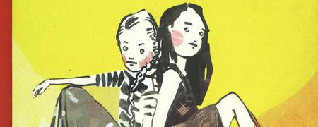 """Ausschnitt des Covers des Buches ,,Gertrude grenzenlos"""" von Judith Burger  - Link auf: Gertrude grenzenlos"""