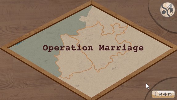 "Piktogramm ""Operation Marriage"""