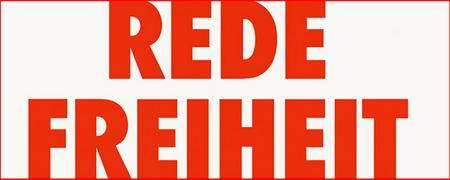 - Link auf: Redefreiheit