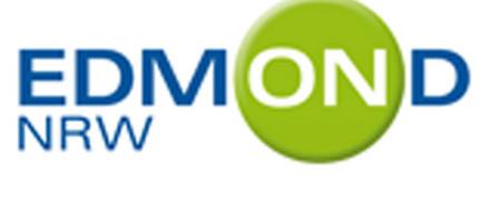 Logo Edmond NRW  - Link auf: Edmond - speziell für Schulen in NRW