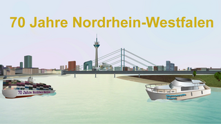 : 70 Jahre Land NRW - 70 Jahre Demokratie in NRW