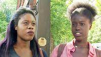 - Link auf Detailseite zu: Bineta & Whitney über Rassismus im Alltag
