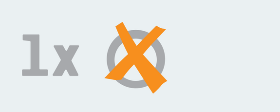 Grafi mit 1x sowie Kreis mit Kreuz