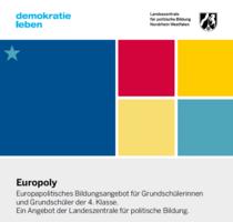"""Mehr Infos zum Buch: Handreichung """"Europoly"""""""