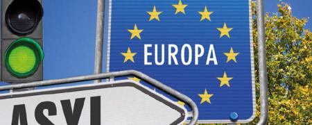 """- Link auf: Handreichung Planspiel """"Festung Europa?"""""""