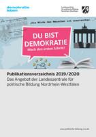 Mehr Infos zum Buch: Publikationsverzeichnis 2019/2020