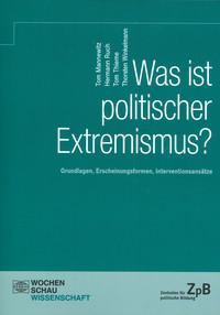- Link auf Detailseite zu: Was ist politischer Extremismus?