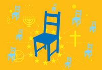 - Link auf Detailseite zu: Der blaue Stuhl: Werte, Religion, Europa