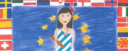 - Link auf: Europa mit Kinderaugen gesehen