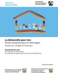 - Link auf Detailseite zu: Demokratie für mich (französisch)