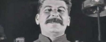 Webvideo-Serie Stalin  - Link auf: Stalin