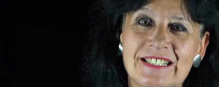 Portraitfoto Scaglione  - Link auf: Dr. Angela Scaglione