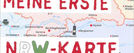 Karten-Cover: Meine erste NRW-Karte  - Link auf: Meine erste NRW-Karte