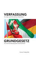 Mehr Infos zum Buch: Verfassung für das Land Nordrhein-Westfalen - Grundgesetz für die Bundesrepublik Deutschland