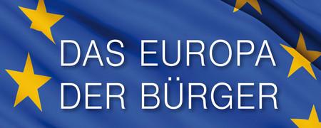 - Link auf: Das Europa der Bürger