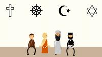 - Link auf Detailseite zu: Religionsfreiheit