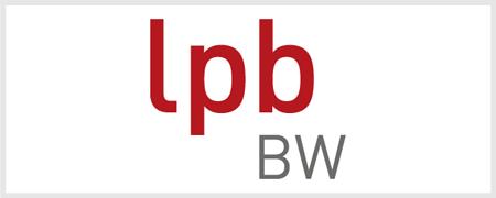 Logo der Landeszentrale Baden-Württemberg  - Link auf: Spezialportal zur EU-Wahl