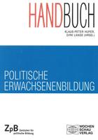 Mehr Infos zum Buch: Handbuch politische Erwachsenenbildung