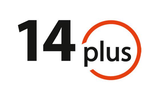 Logo 14plus