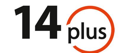 Logo 14plus  - Link auf: 14 plus
