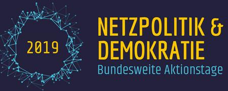 - Link auf: 14.-16. November: Aktionstage Netzpolitik
