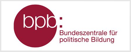 Logo der Bundeszentrale für politische Bildung  - Link auf: Themenseite: Europawahl 2019