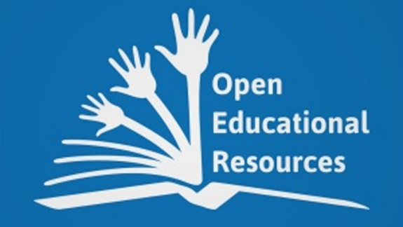 "Logo ""Open Educational Resources"" (OER)"
