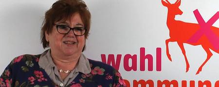 - Link auf: Wahlhelferin Hubertine Lehmann-Lux