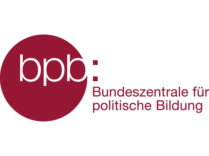 Logo der bpb
