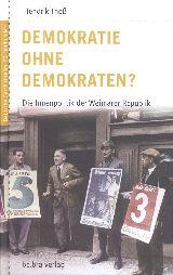 - Link auf Detailseite zu: Demokratie ohne Demokraten?