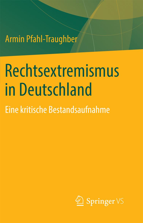 Mehr Infos zum Buch: Rechtsextremismus in Deutschland