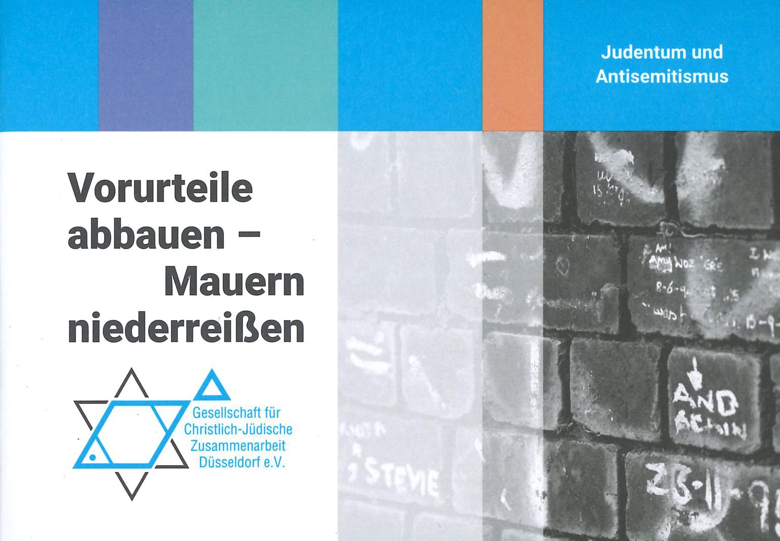Mehr Infos zum Buch: Vorurteile abbauen - Mauern niederreißen