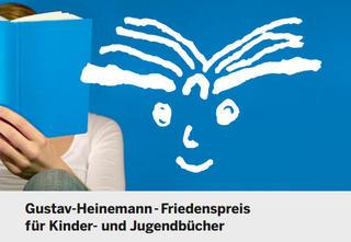 Abbildung vom Gustav-Heinemann-Friendenspreis für Kinder- und Jugendbücher
