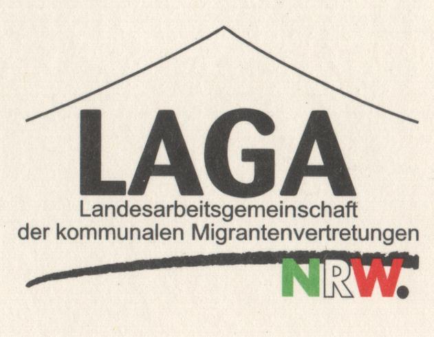 Logo LAGA NRW
