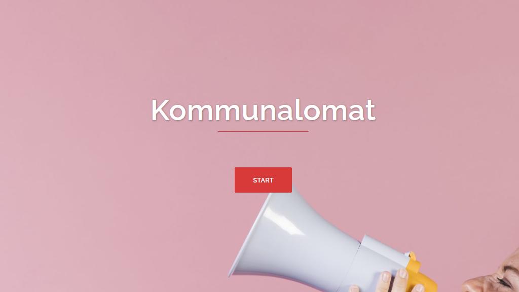 Screenshot Kommunalomat Steinfurt